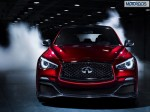 Infiniti Q50 Eau Rouge Concept revealed at NAIAS 2014 – Eau Rouge with >500hp engine could beat BMW M3?