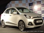 Hyundai 'Xcent' Sedan launched – Sales starts in March to beat Maruti Dzire, Honda Amaze and Ford Figo Sedan