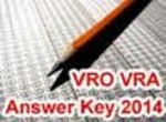 AP VRO VRA Answer Key Released by CCLA : Check the Key at ccla.cgg.gov.in / Results will announce on 20th February 2014 / Recruitment starts from 26th February 2014