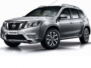 Nissan Terrano Groove