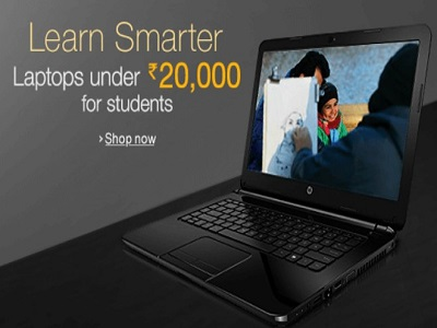 Laptops below INR 20K